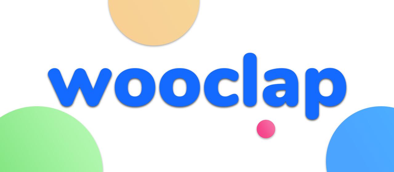 Break de innovación: ¿Qué tan interactivas son tus clases? Wooclap